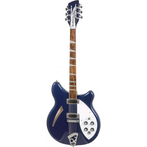 Rickenbacker 360/12 - Midnight Blue