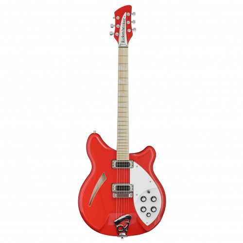 Rickenbacker 360 - Limited Edition Pillar Box Red