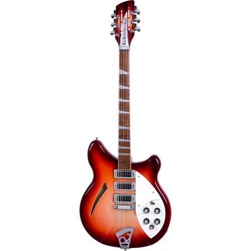 Rickenbacker 370/12 - Fireglo