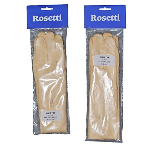 Rosetti Polish Cloths & Gloves