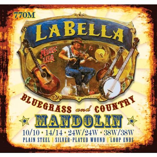 La Bella Mandolin Strings