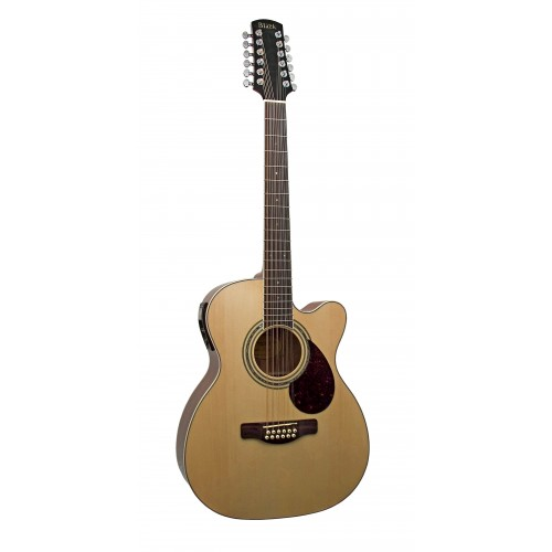 Adam Black O-5/12CE Legacy - 12 String Natural