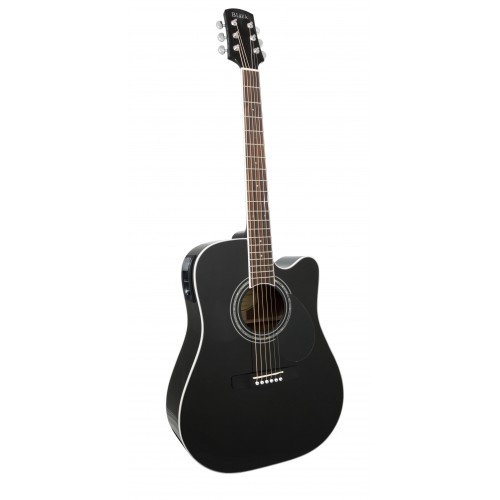 Adam Black S-5 CE - Black