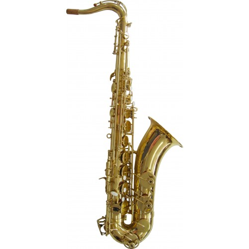 Rosetti Series 5 Tenor Saxophone Outfit - Lacquer