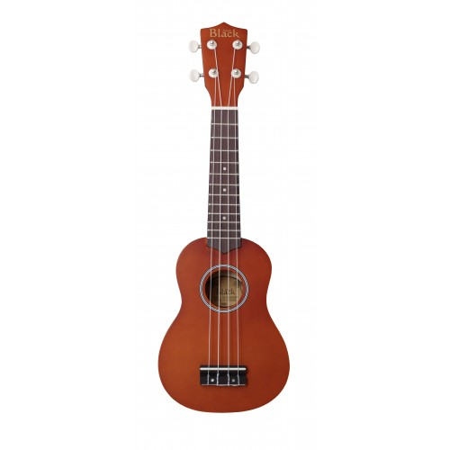 Adam Black ABUK20 Soprano Ukulele - Brown