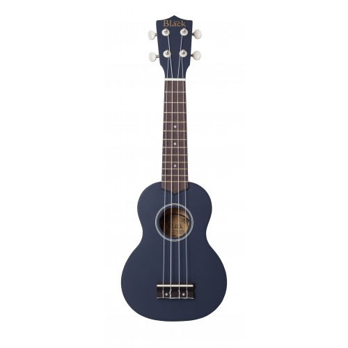 Adam Black ABUK20 Soprano Ukulele - Dark Blue