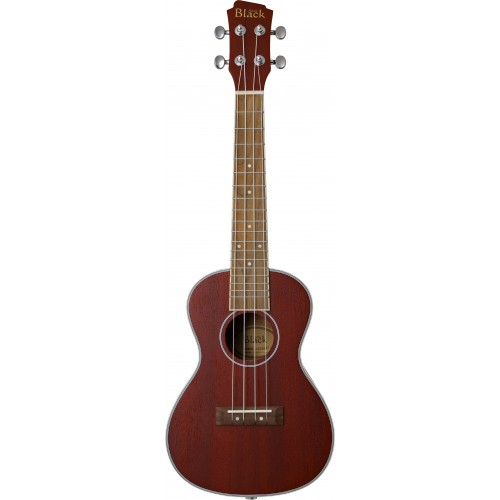 Adam Black ABUKCB120 Electro Acoustic Concert Ukulele - Wine Red