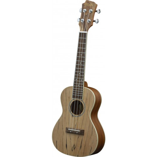 Adam Black Exotic Wood Series Concert Ukulele - Spalted Maple