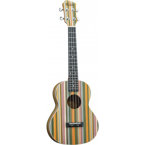 Adam Black ABUKT130 Tenor Ukulele - Rainbow