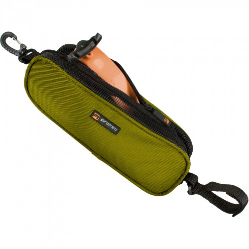 Protec Violin/Viola Shoulder Rest Pouch - Green Tea (A223GT)