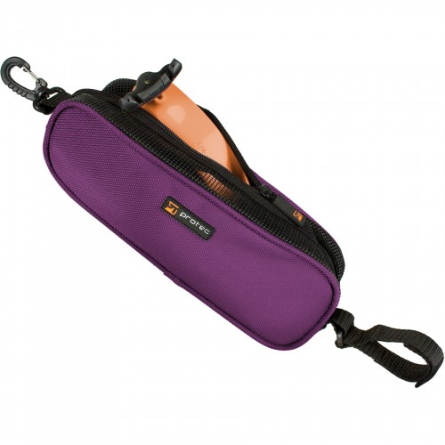 Protec Violin/Viola Shoulder Rest Pouch - Purple (A223PR)