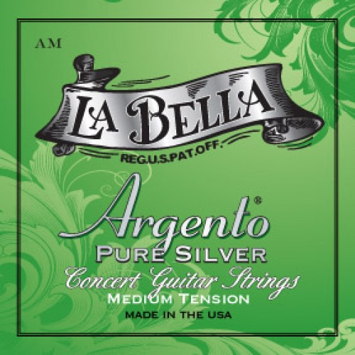 La Bella Classical Guitar Strings - Argento Series