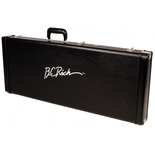 B.C. Rich Custom Shop Warlock Bass Case