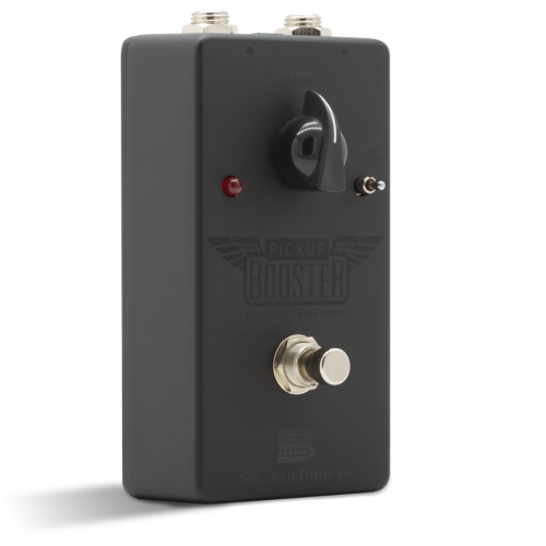 Seymour Duncan Pickup Booster Hi-Def Boost & Line Driver Pedal - Blackened Limited Edition