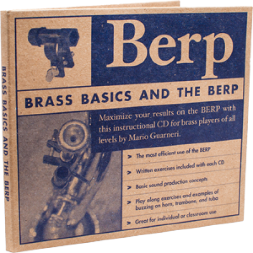 BERP Brass Basics and the BERP (CD)