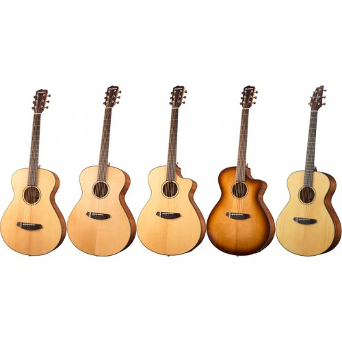 July Breedlove Offer - NEW BREEDLOVE CONCERTO AND CONCERTINA BODY SHAPES!
