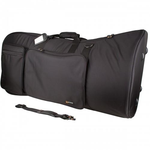 """Protec Tuba Gig Bag 22"""" Bell – Gold Series (C241)"""
