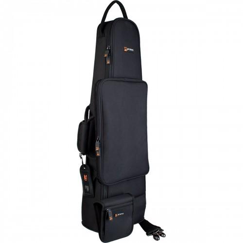 Protec Straight Soprano Sax/Clarinet/Flute Combination Bag - Gold Series (C250)