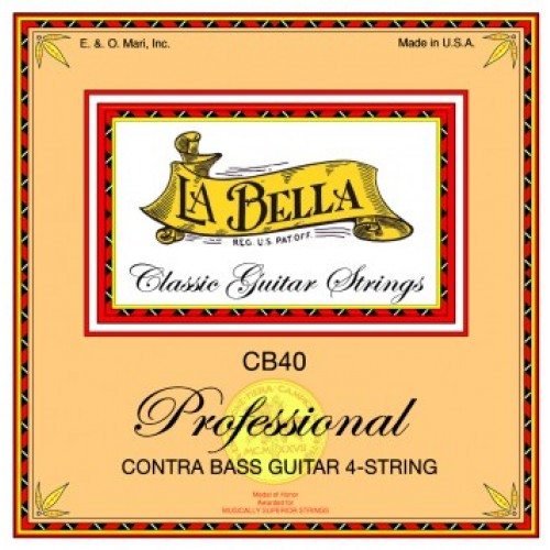La Bella Classical Guitar Strings - Multi-Size Guitars