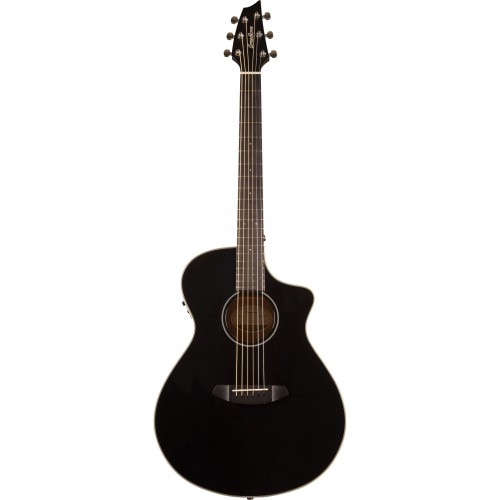 Breedlove Discovery Concert Satin Black CE - Limited Edition