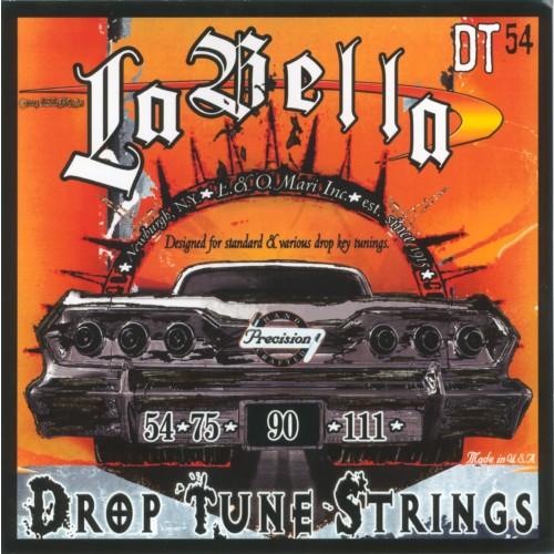 La Bella Bass Guitar Strings - Drop Tune Series