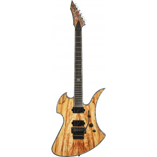 B.C. Rich Mockingbird Extreme Exotic with Floyd Rose - Spalted Maple