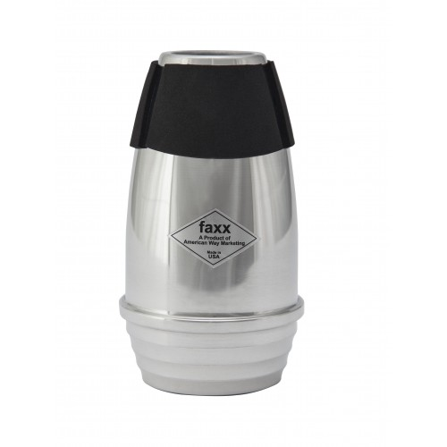 Faxx French Horn Practice Mute Compact Aluminium