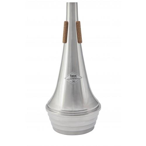 Faxx Trombone Straight Mute - Aluminium