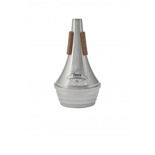 Faxx Trumpet Straight Mute - Aluminium