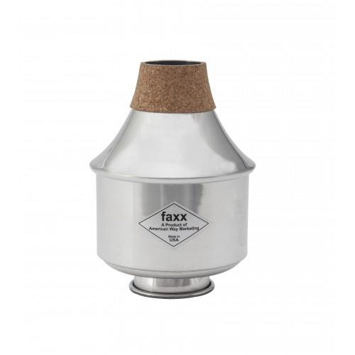 Faxx Trumpet Wah-Wah Mute - Aluminium