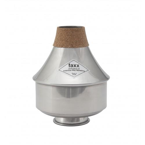 Faxx Trumpet Wah-Wah Mute Short Body - Aluminium