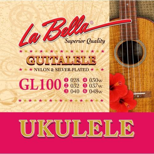 La Bella Guitalele Strings
