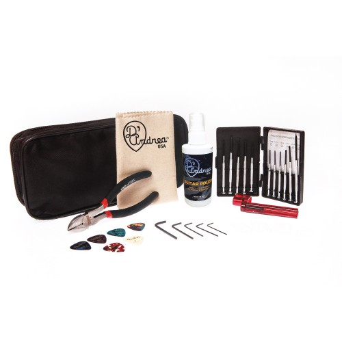 D'Andrea Guitar Maintenance Kit