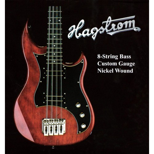 Hagstrom Bass Strings for 8-String Bass