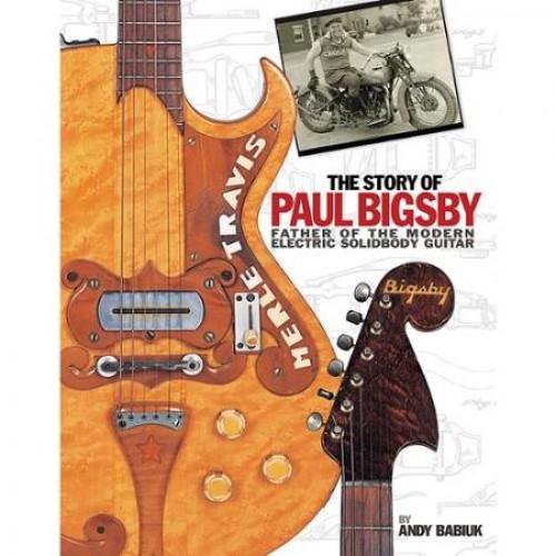 Bigsby Book - Hardback