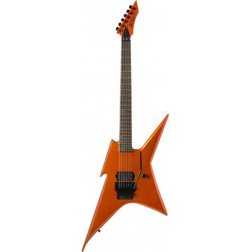 B.C. Rich Ironbird Prophecy MK2 with Floyd Rose - Orange Pearl