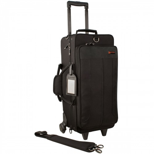 Protec Double Horn IPAC Case with Wheels (IP301DWL)