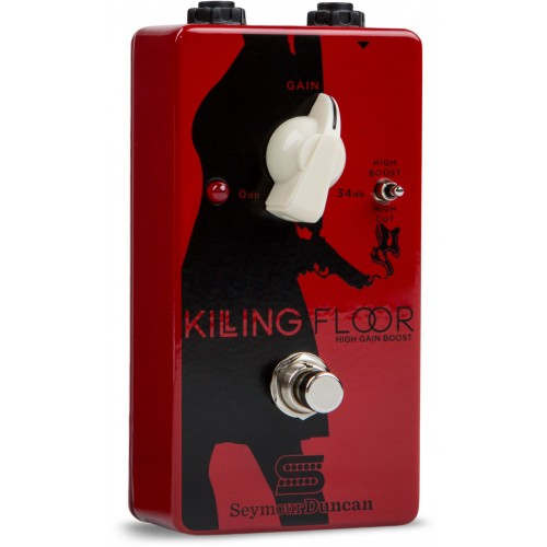 Seymour Duncan Killing Floor High Gain Boost Pedal