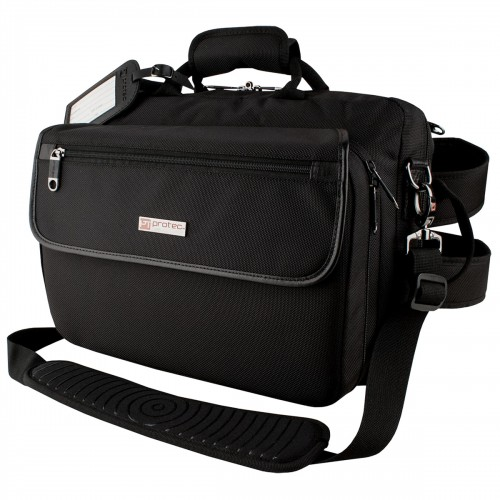 Protec Bb Clarinet PRO PAC Case - LUX Version with Messenger (LX307)