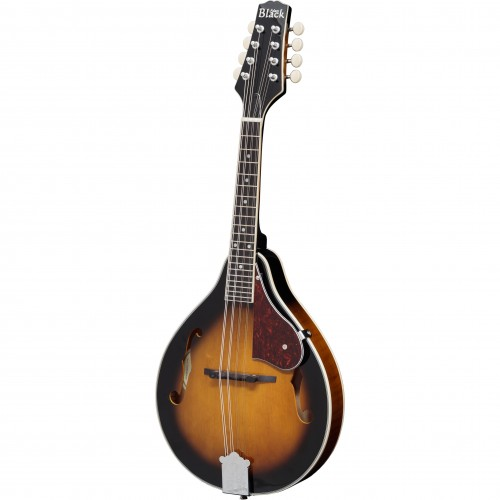 Adam Black MA-02 A-Style Mandolin with Gigbag - Vintage Sunburst