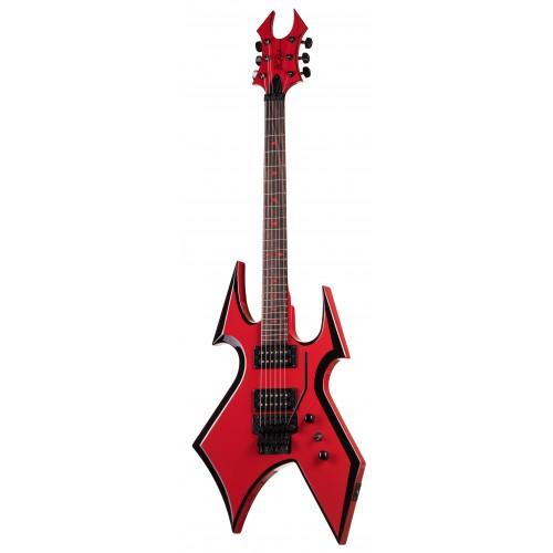 BC Rich MK3 Warbeast - Red Devil