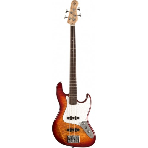 Michael Kelly Element 4Q Bass - Aged Cherry Burst