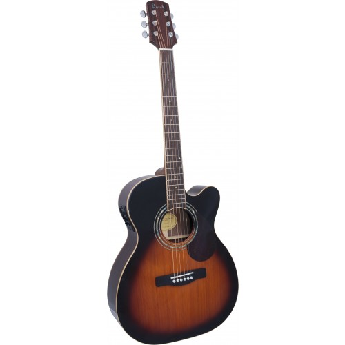 Adam Black O-7 CE - Vintage Sunburst