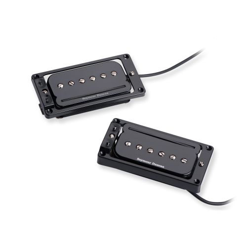 Seymour Duncan P-Rails Humbucker with Triple Shot