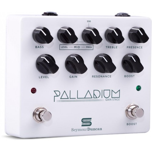 Seymour Duncan Palladium Gain Stage Pedal - White