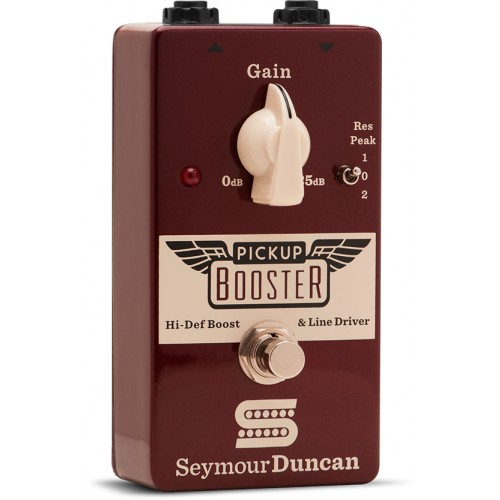 Seymour Duncan Pickup Booster Hi-Def Boost & Line Driver Pedal