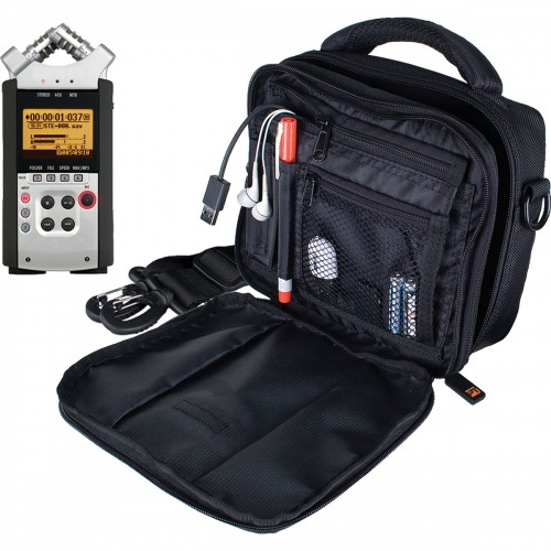Protec Deluxe Portable Audio Recorder / Camera Case (PR910)