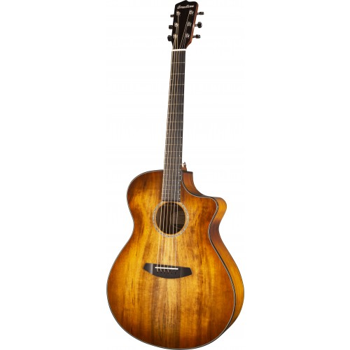 Breedlove Pursuit Exotic Concerto Prairie Burst CE