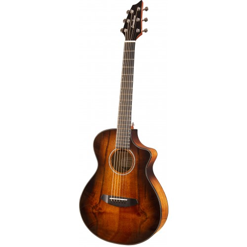 Breedlove Pursuit Exotic Companion Bourbon CE (Travel)