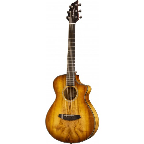 Breedlove Pursuit Exotic Companion Prairie Burst CE (Travel)